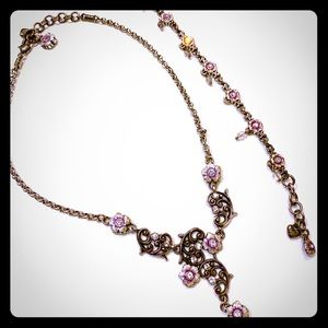 Brighton Necklace and Bracelet Set